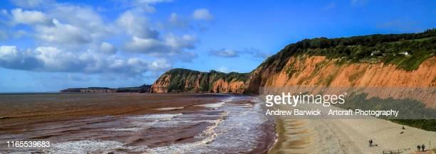 jurassic coastline - lyme regis fotografías e imágenes de stock