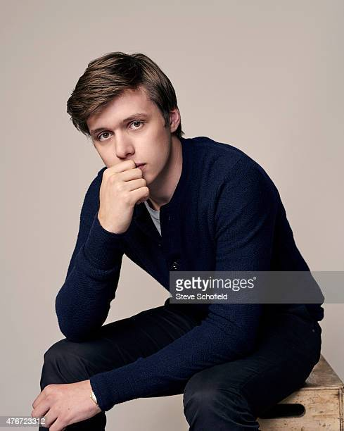 'Jurassic World' actor Nick Robinson is photographed for Wonderwall on June 5 2015 in Burbank California PUBLISHED IMAGE
