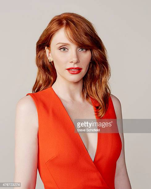 'Jurassic World' actress Bryce Dallas Howard is photographed for Wonderwall on June 5 2015 in Burbank California