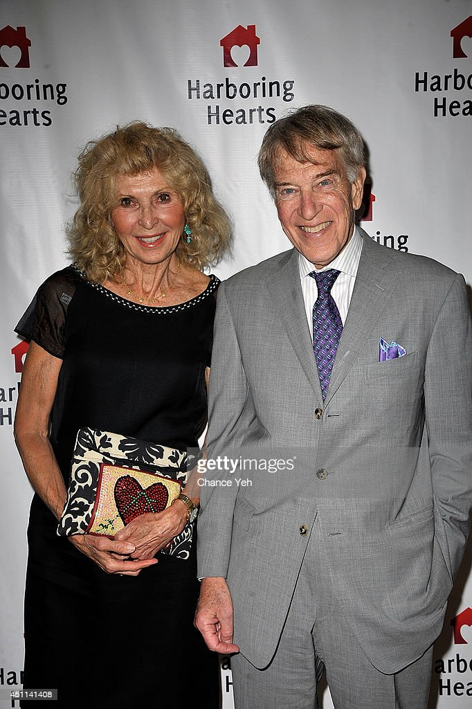 Jurate Altman and Dr Roger Altman attend Harboring Hearts' 2nd annual Summer Soiree at Rubin Museum of Art on June 23, 2014 in New York City.