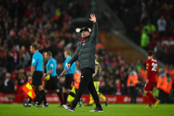Liverpool FC v Southampton FC - Premier League