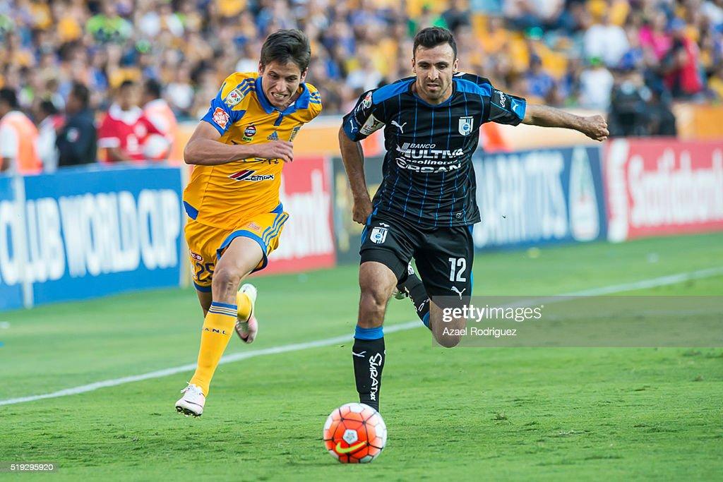 Tigres UANL v Queretaro - CONCACAF Champions League 2016