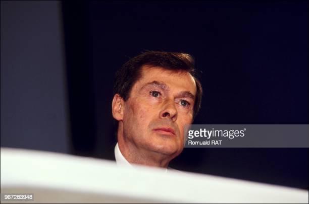 Jurgen Dormann, chairman of Hoechst.