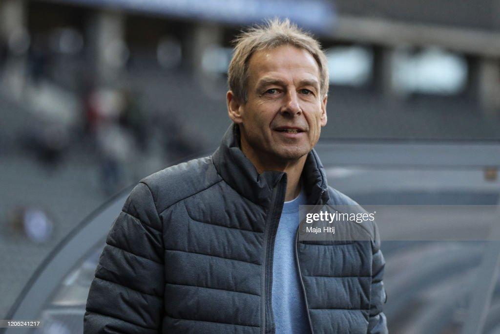 Hertha BSC v 1. FSV Mainz 05 - Bundesliga : News Photo