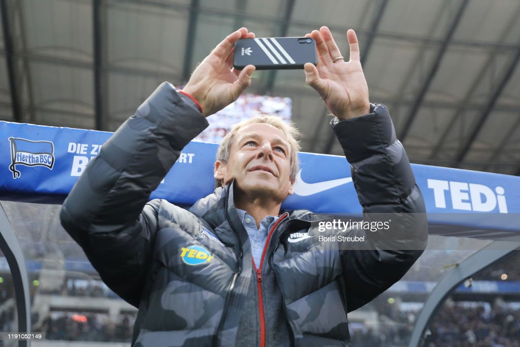 Hertha BSC v Borussia Dortmund - Bundesliga : News Photo