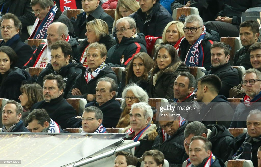 Paris Saint-Germain v AS Monaco - League Cup Final : News Photo