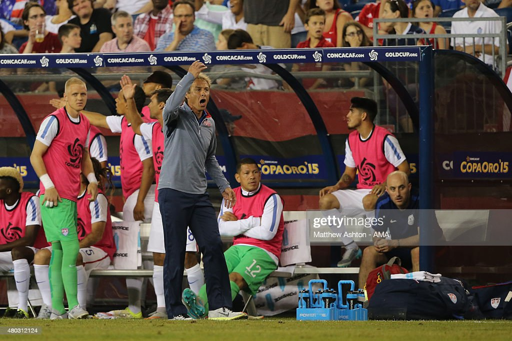 United States v Haiti: Group A - 2015 CONCACAF Gold Cup : News Photo