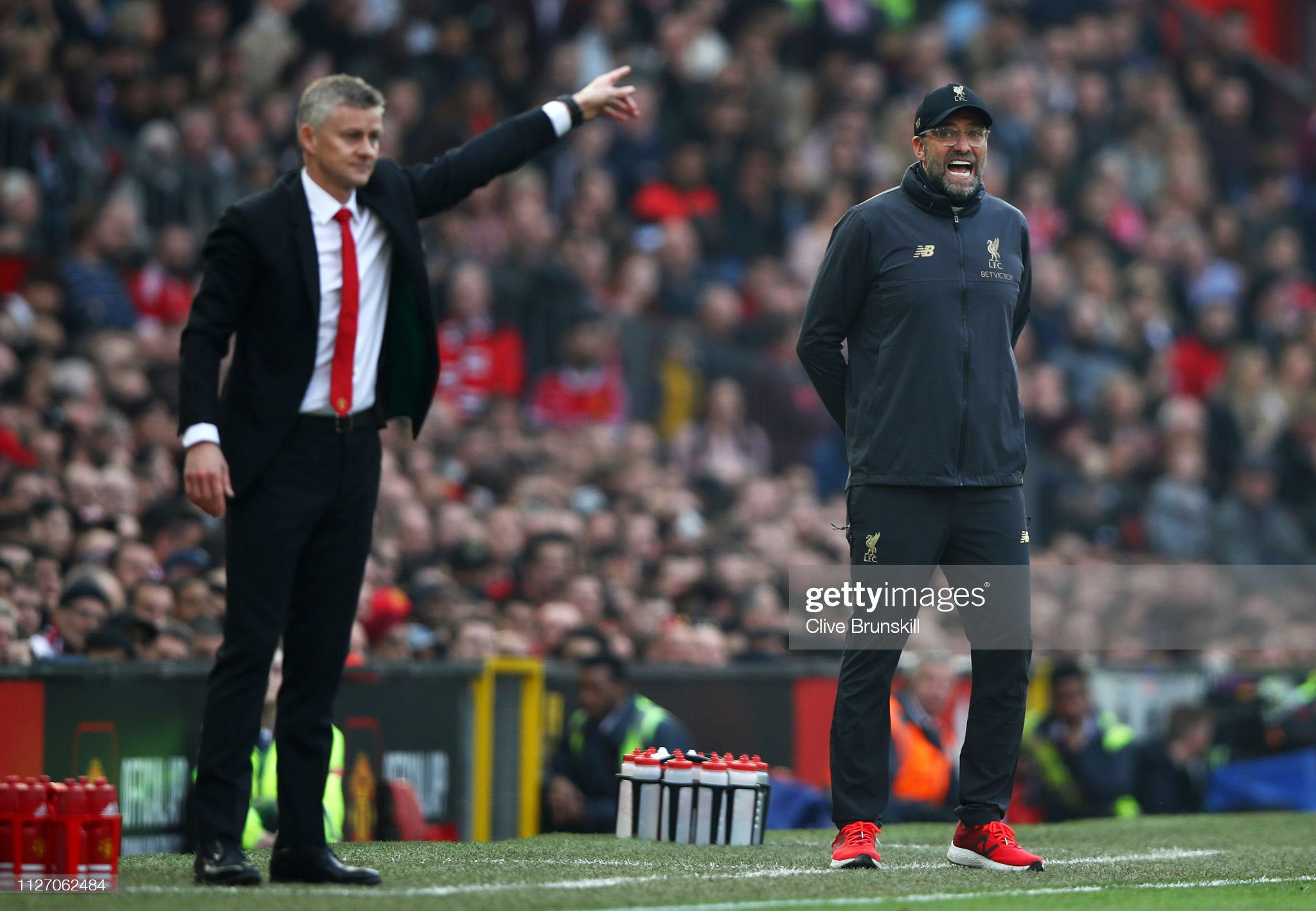 Manchester United v Liverpool preview, prediction and odds