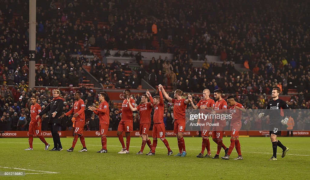 Liverpool v West Bromwich Albion - Premier League : ニュース写真
