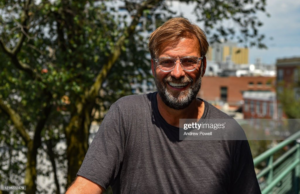 Liverpool FC Portrait Archive : ニュース写真