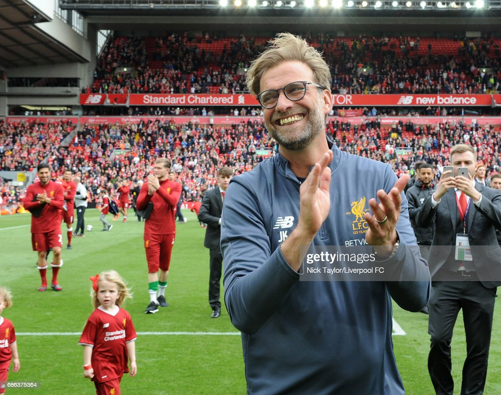 Liverpool v Middlesbrough - Premier League : News Photo