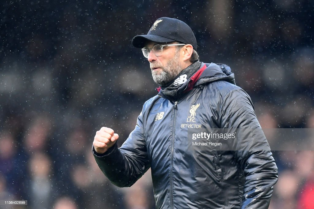 Fulham FC v Liverpool FC - Premier League : News Photo