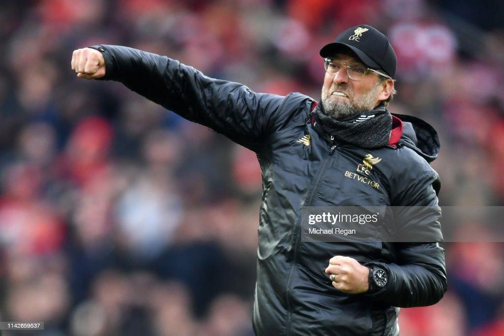 GBR: Liverpool FC v Chelsea FC - Premier League