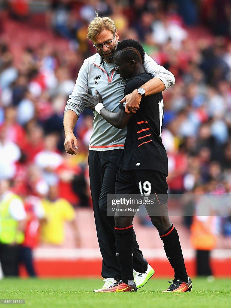 Arsenal v Liverpool - Premier League : ニュース写真