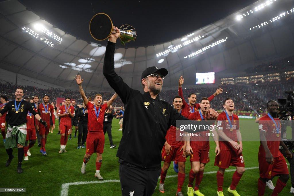 Liverpool FC v CR Flamengo - FIFA Club World Cup Qatar 2019 : Nachrichtenfoto