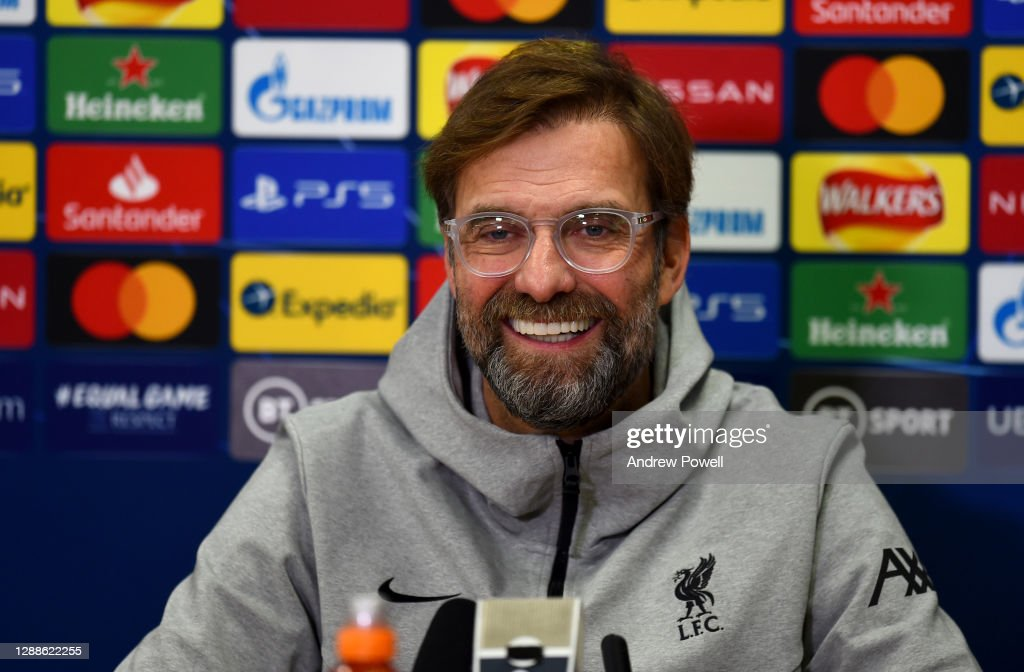 Liverpool FC - Press Conference And Training Session : News Photo