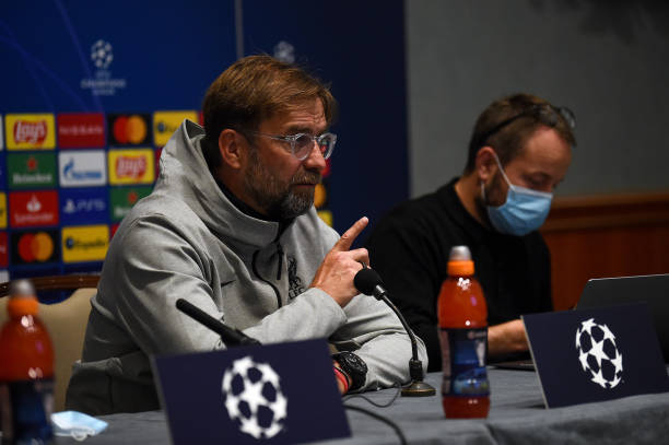 NLD: Liverpool Press Conference