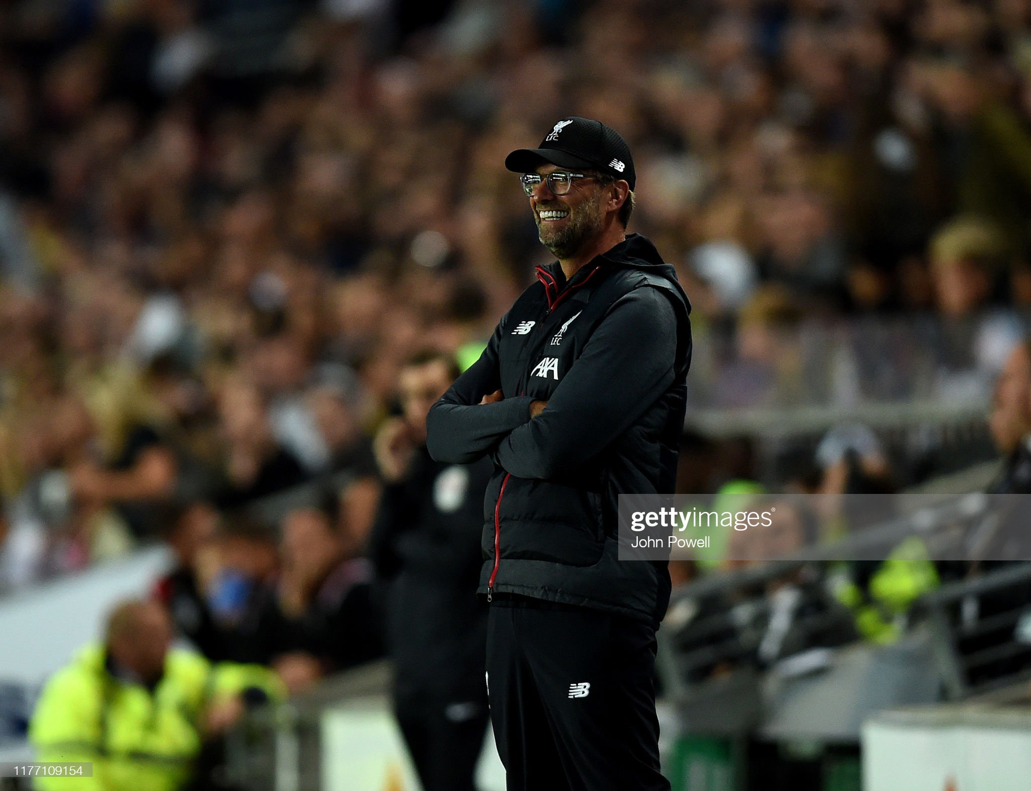 Milton Keynes Dons v Liverpool FC - Carabao Cup Third Round : News Photo