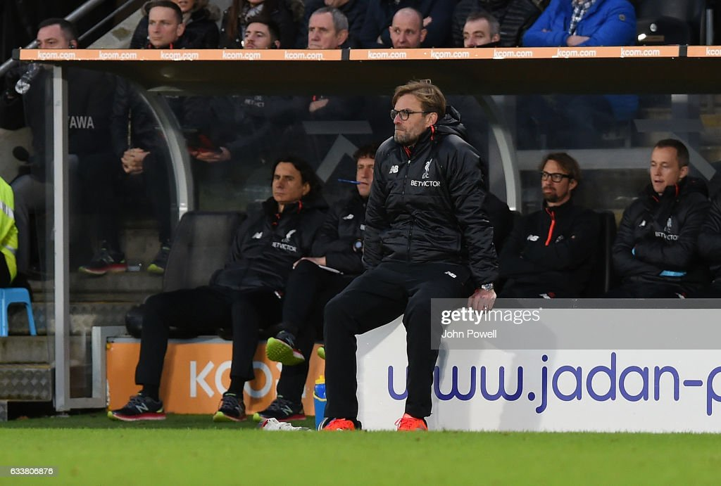 Hull City v Liverpool - Premier League : News Photo