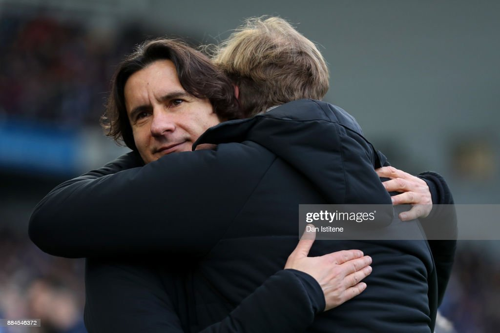 Brighton and Hove Albion v Liverpool - Premier League : News Photo