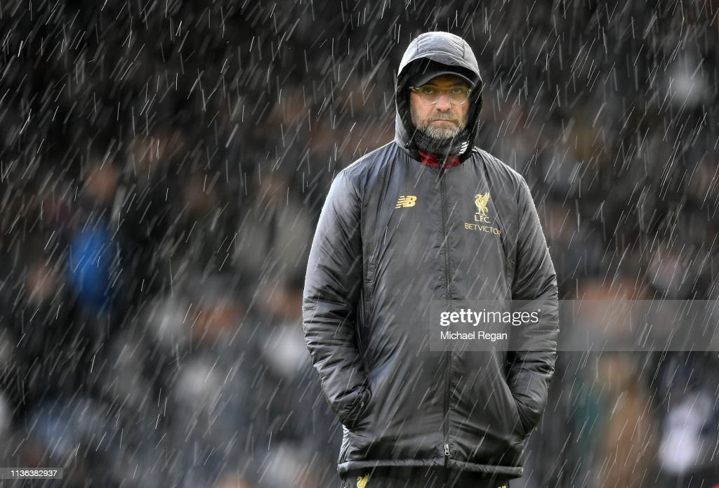GBR: Fulham FC v Liverpool FC - Premier League