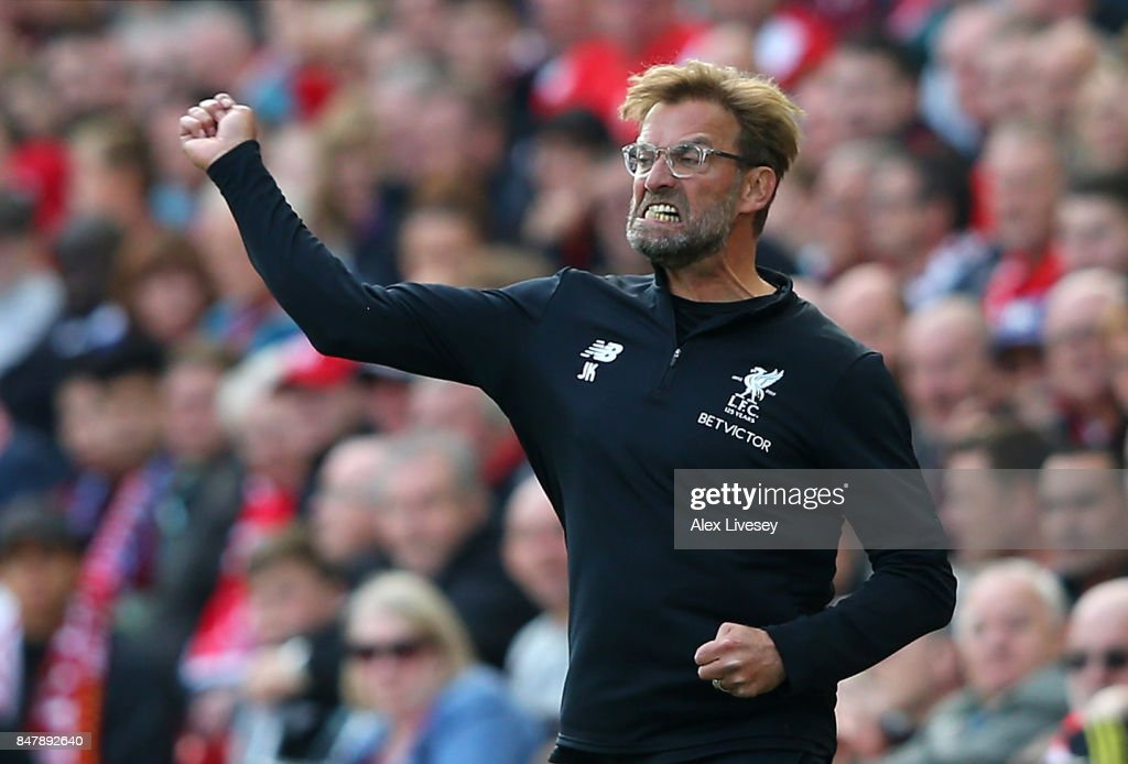 Liverpool v Burnley - Premier League