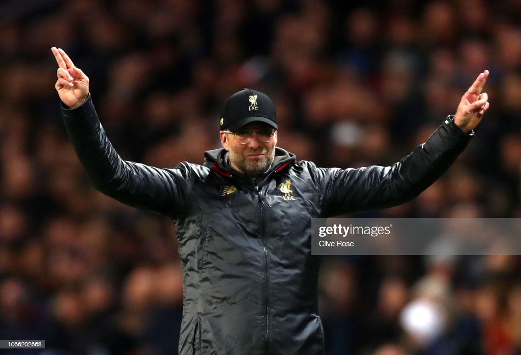Liverpool vs Everton Preview: Where to Watch, Live Stream, Kick Off Time & Team News jurgen klopp manager of liverpool reacts during the uefa champions picture id1066202668 b 1 k 6 m 1066202668 s 594x594 w 0 h hmpZ0uWdB8QLz9xNi9BPUToaKqlR4HxDnKsR SNUJkA