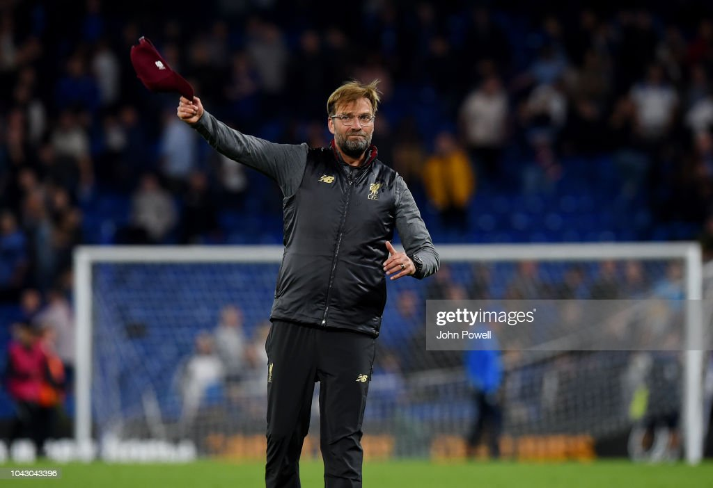 Chelsea v Liverpool - Premier League : News Photo