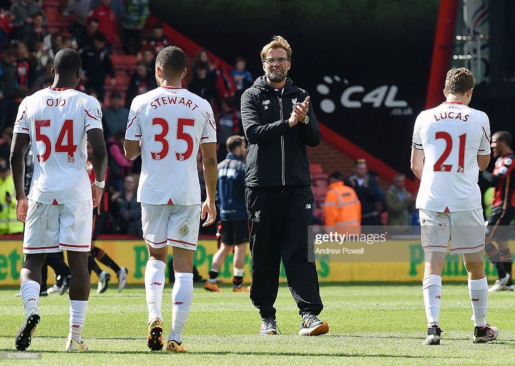A.F.C. Bournemouth v Liverpool - Premier League : News Photo