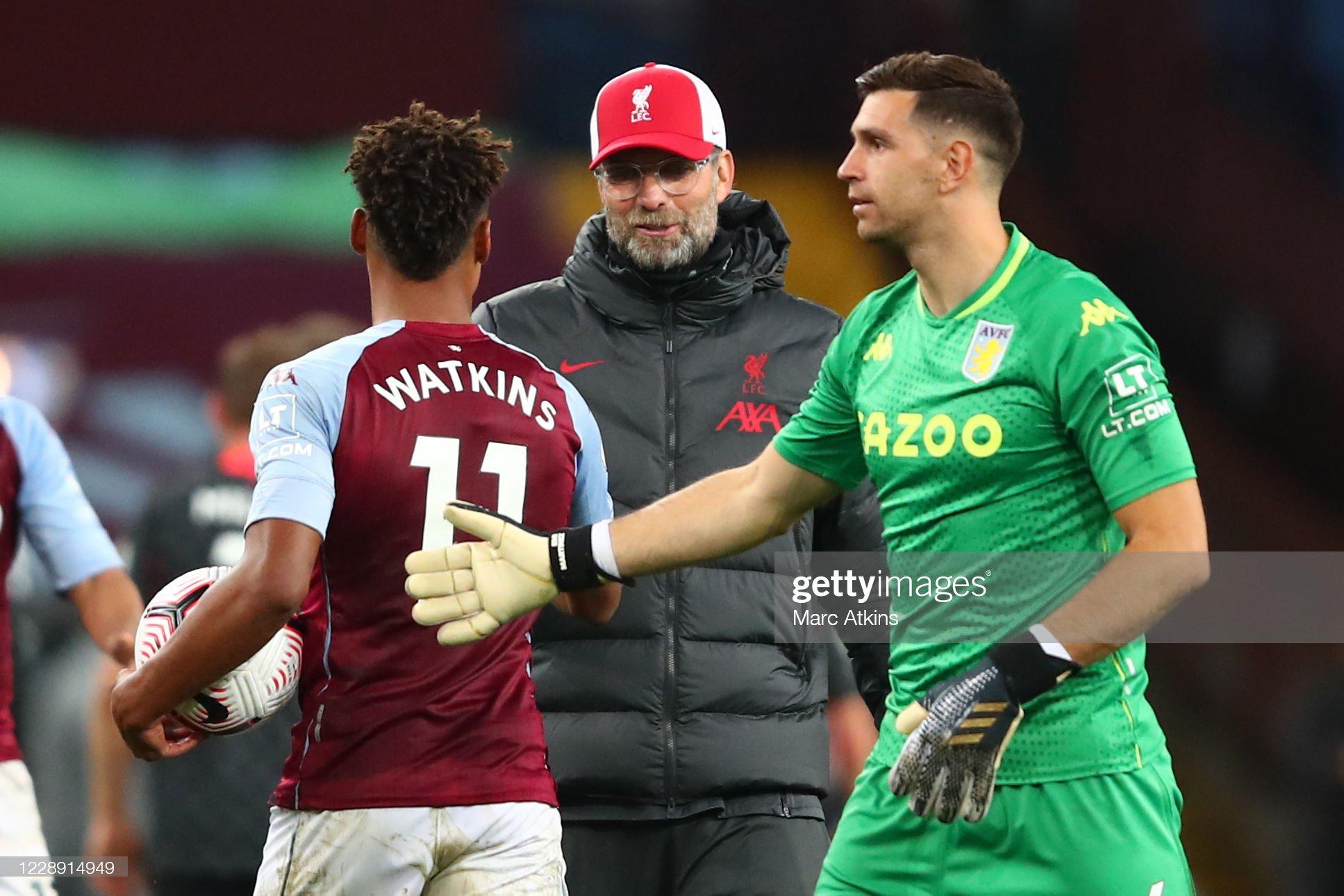 Aston Villa look a different team to last season