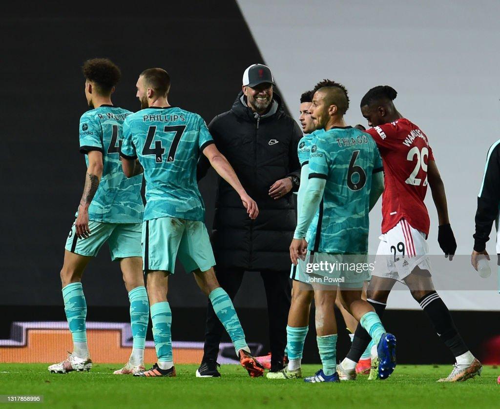 Manchester United v Liverpool - Premier League : Nachrichtenfoto