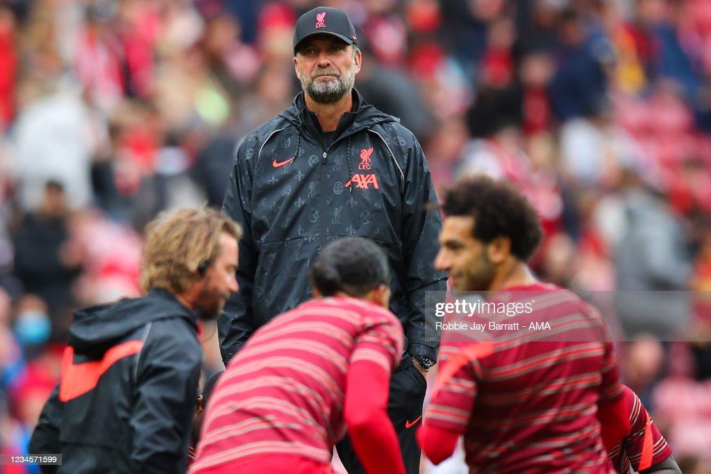 Liverpool v Athletic Club - Pre-Season Friendly : News Photo