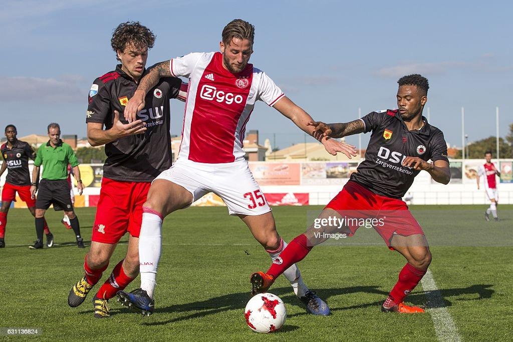 "Friendly""Ajax Amsterdam v Excelsior Rotterdam"" : News Photo"