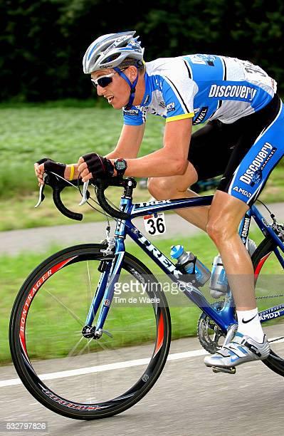 Jurgen Van Den Broeck during stage 2 of the Eneco Tour between Geel and Mierlo. | Location: Mierlo, The Netherlands.