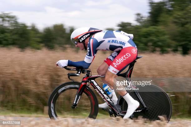Jurgen Van den Broeck - Lotto Bellisol - - Tour de France - Etape 19 - Contre la Montre - Bonneval / Chartres, Photo : Alain Bourdaux / Icon Sport