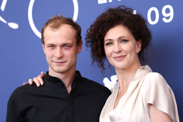 "ITA: ""Mama, I'm Home"" Photocall - The 78th Venice International Film Festival"