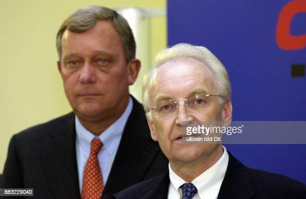 Jurist Politiker CSU D Ministerpräsident von Bayern Vorsitzender der CSU Kanzlerkandidat der CDU mit Michael Spreng Wahlkampfberater der CDU/CSU für...