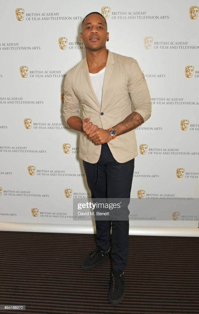 Jurist Reggie Yates attends the BAFTA Breakthrough Brits jury announcement at BAFTA Piccadilly on September 26, 2017 in London, England.