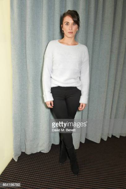 Jurist Vicky McClure attends the BAFTA Breakthrough Brits jury announcement at BAFTA Piccadilly on September 26 2017 in London England