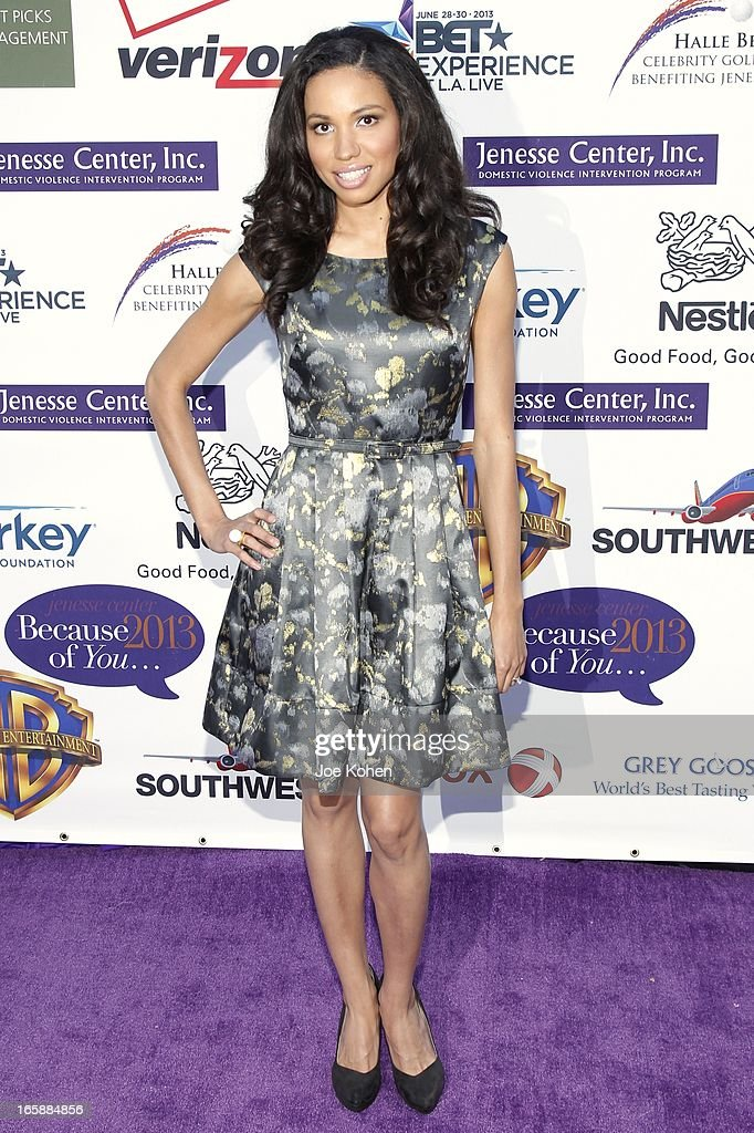 Jurnee Smollett attends the Jenesse Silver Rose Gala and Auction at Vibiana on April 6, 2013 in Los Angeles, California.