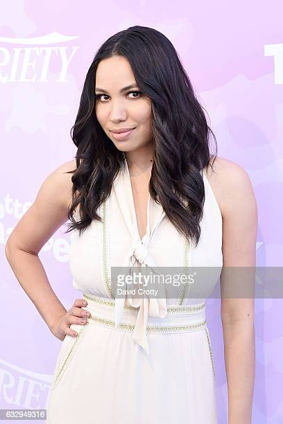 Jurnee SmollettBell arrives at Variety's Celebratory Brunch Event For Awards Nominees Benefiting Motion Picture Television Fund at Cecconi's on...