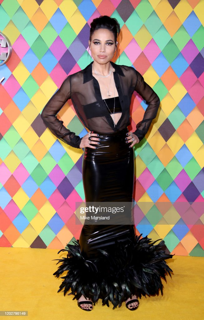 Jurnee Smollett Bell Attends The Birds Of Prey And The Fantabulous News Photo Getty Images