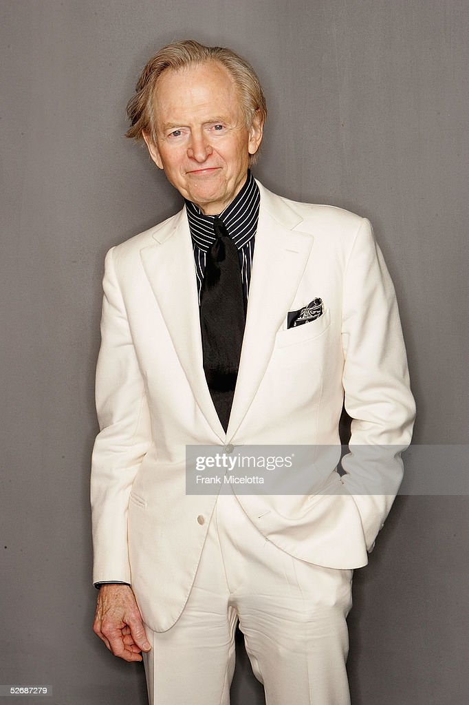 In Profile: Tom Wolfe