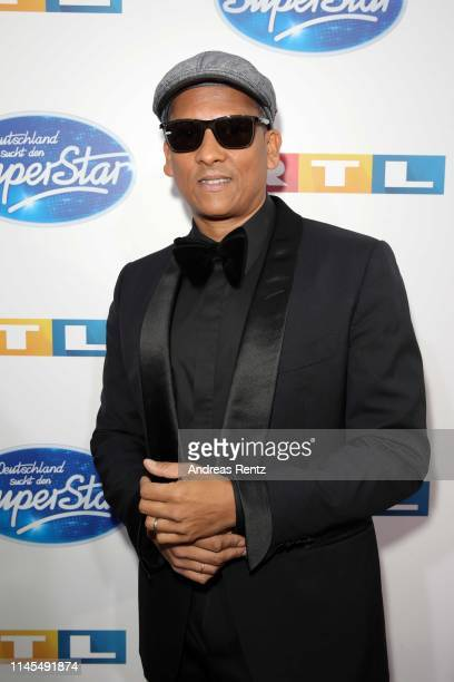 Juror Xavier Naidoo attends the season 16 finals of the tv competition show Deutschland sucht den Superstar at Coloneum on April 27 2019 in Cologne...