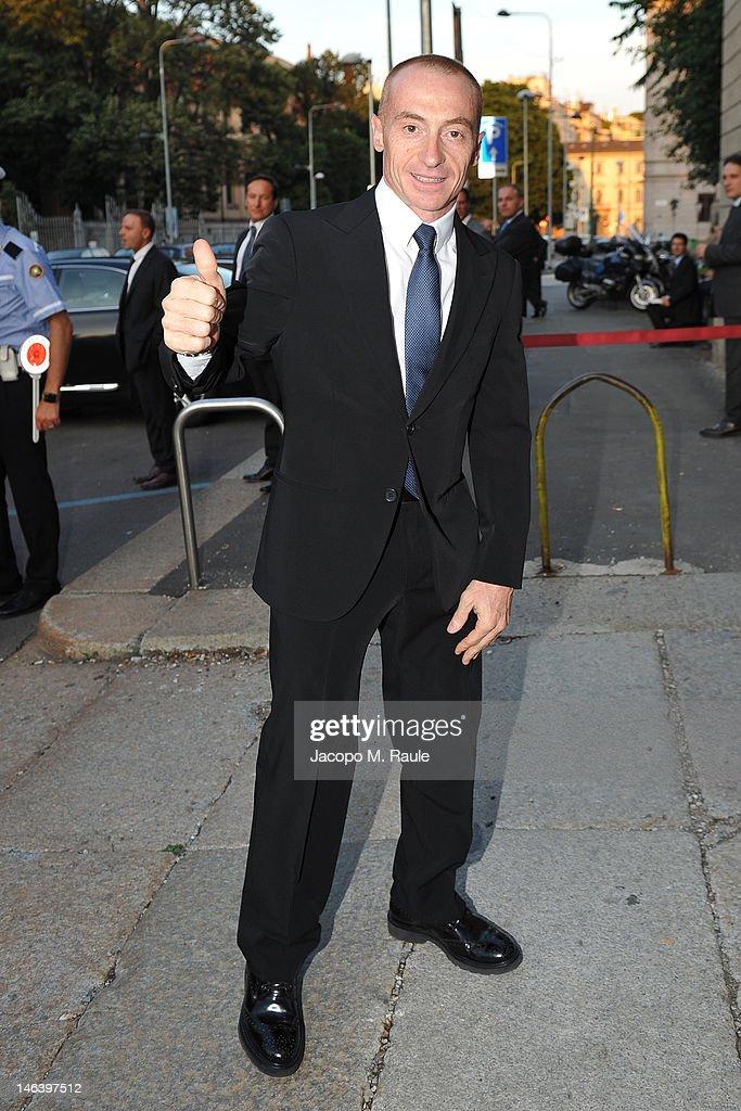 Rupert Murdoch Host Sky Gala Dinner