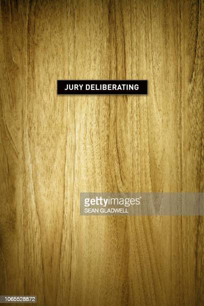 jury deliberating - juror law stock pictures, royalty-free photos & images