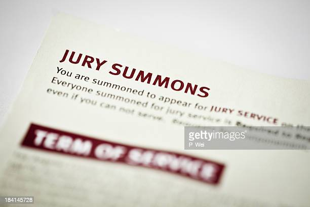 """jury duty """"bitte nicht stören"""" -leuchte bedienen - geschworener stock-fotos und bilder"""