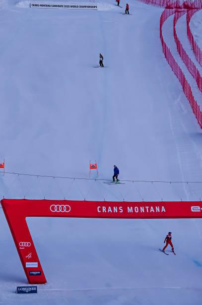 CHE: Audi FIS Alpine Ski World Cup - Women's Downhill