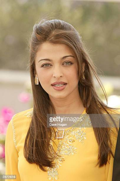 jury member Aishwarya Rai attends the 56th International Film Festival on May 14 2003 in Cannes