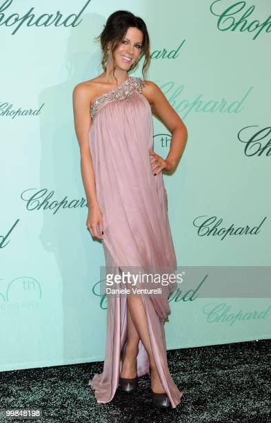 Jury member and actress Kate Beckinsale attends the Chopard 150th Anniversary Party at the VIP Room Palm Beach during the 63rd Annual International...